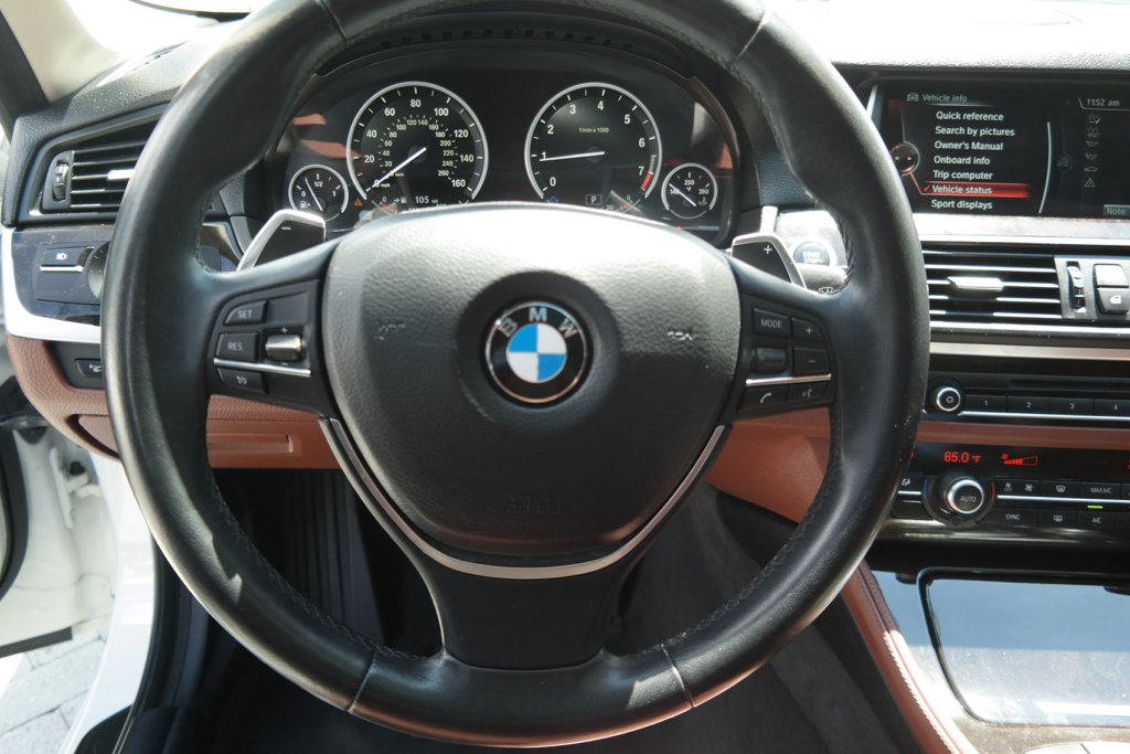 bmw 5 series 2016 owners manual