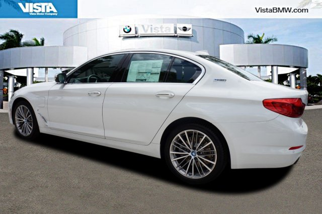 New 2018 BMW 5 Series 530e