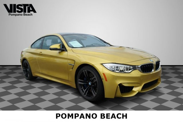 Pre-Owned 2016 BMW M4 Base