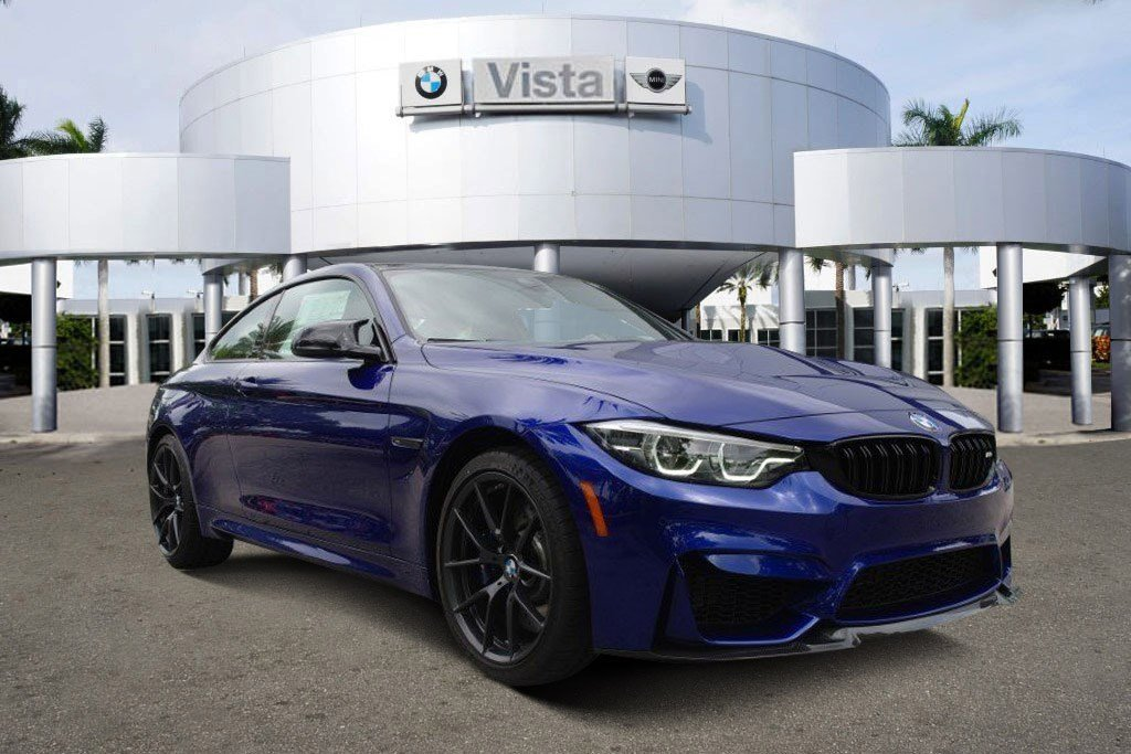 New 2019 BMW M4 CS