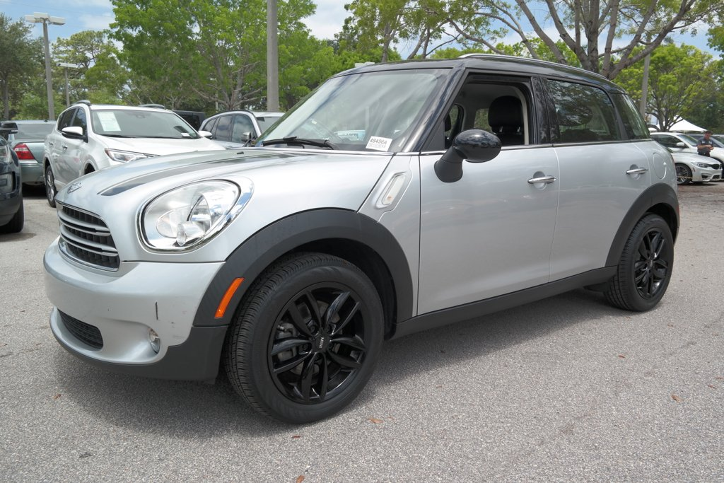 Pre-Owned 2016 MINI Cooper Countryman Base
