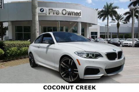 Certified Pre-Owned 2015 BMW 2 Series 228i xDrive