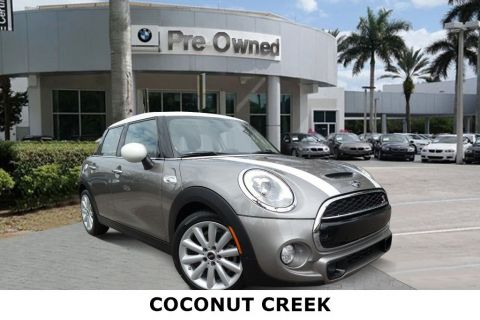 Pre-Owned 2016 MINI Cooper S Base
